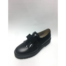 Zapato colegial.
